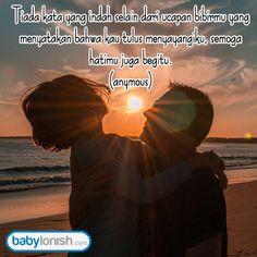 Keluarga adalah sumber kebahagiaan. Nikmat setiap kebersamaan dengan keluarga Anda.  Babylonish.