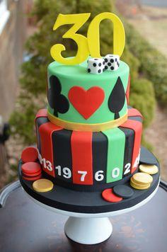 Classic Las Vegas Themed Wedding Cake Www Gimmesomesugarlv