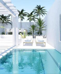 where i want to be Indoor Pools, Backyard Pools, Backyard With Pool, Outdoor Pool, Outdoor Decor, Outdoor Spaces, Indoor Outdoor, Pool Ideas, Backyard Ideas