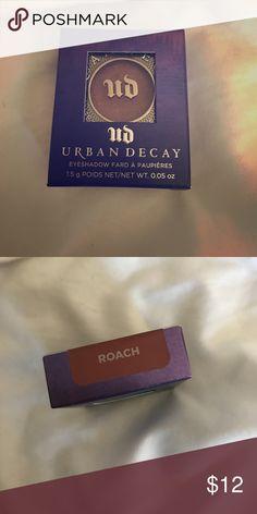 Urban decay single eyeshadow %100 authentic ... color : roach Makeup Eyeshadow