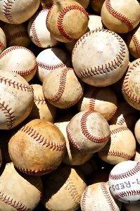 baseball art
