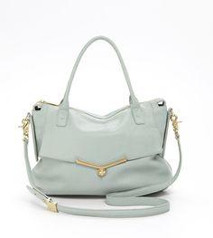 lovely mint bag