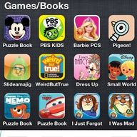 My favorite kid Apps