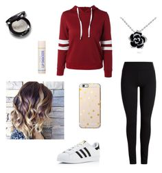 """""""untitled #11"""" by heyitskayden ❤ liked on Polyvore featuring adidas"""