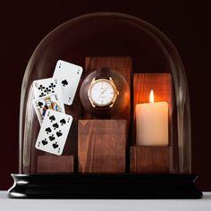 Omega Watch advertising