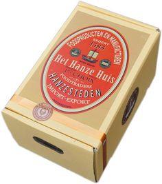 """Het Hanze Huis """"Box"""" nieuw  * Geschenken  vraag gratis een offerte aan voor relatie geschenken"""