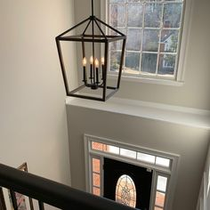 Stairway Lighting, Entry Lighting, Rustic Lighting, Entry Way Lighting Fixtures, Staircase Lighting Ideas, Vaulted Ceiling Lighting, Interior Lighting, Living Room Lighting Ceiling, Lighting Design