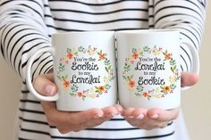 sookie and lorelai Gilmore Girls mugs best by PersonalizedSmiles