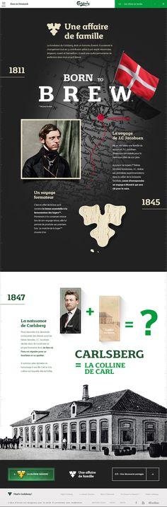 Carlsberg.fr - Born in Denmark