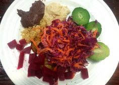 Healthy meals follow the ayahuasca diet