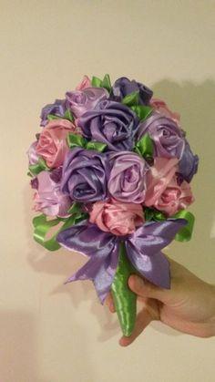 Piękny bukiet ręcznie robiony ;) Zainteresowanych proszę o kontakt priv ;)