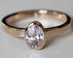 Gold ring | Etsy