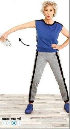 Gym : 4 exercices pour se muscler le dessous des bras - Pleine vie Workout Memes, Gym Workouts, At Home Workouts, Gym Bra, Women's Sports Bras, Sport Bras, Yoga Positions, Latest Sports News, Yoga Fitness