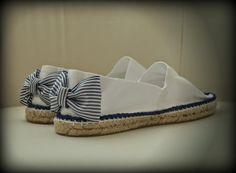 GEMITA CROCHET : zapatillas de esparto decoradas