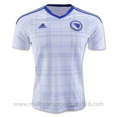 Maillot Extérieur Bosnie-Herzégovine Euro 2016