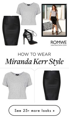 """""""sssss"""" by kasatahe on Polyvore featuring Kerr® and Topshop"""