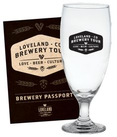 Loveland, CO Brewery Tour - get your passport at any Loveland brewery or the Loveland Visitors Center and start getting those stamped.