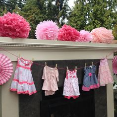 Simply Kimberly | Baby Shower | Baby Shower Activities | Girl Shower | Decor | Baby Girl | Pink