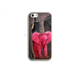 iphone 6 case 6 plus case pink elephant iphone 5 case 5s case iphone 5c case iphone 4 4s case samsung galaxy Note4 Note 4 case gift idea