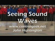 Seeing Sound Waves