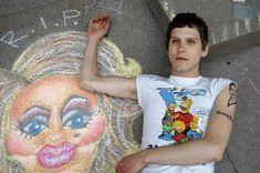 Aaron Coady (Sharon Needles) [RuPaul's Drag Race, Season 4]