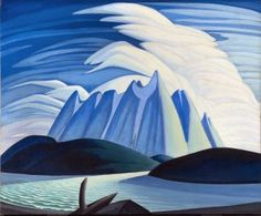 Art prints by Lawren Harris, Emily Carr, Tom Thomson and other members of the Group of Seven Canadian Painters. Tom Thomson, Emily Carr, Group Of Seven Artists, Group Of Seven Paintings, Canadian Painters, Canadian Artists, Kunsthistorisches Museum, Art Gallery Of Ontario, Abstract