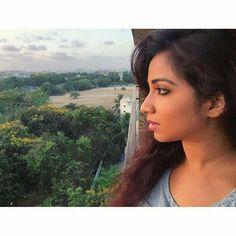 Shreya Ghoshal's view from verandah