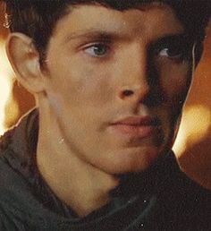 i really like this shot of merlin