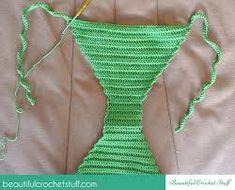 Resultado de imagen para crochet swimsuit