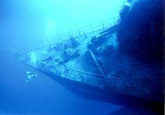 Dive More Wreck Dives.  MV Captain Keith Tibbetts, Cayman Islands
