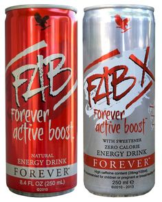Active boost , energy drink