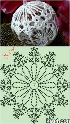 Christmas Tree Hooks, Crochet Christmas Decorations, Crochet Christmas Ornaments, Crochet Decoration, Christmas Crochet Patterns, Holiday Crochet, Crochet Snowflakes, Christmas Baubles, Christmas Crafts