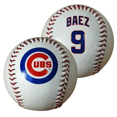 eb618147a93 Javier Baez Chicago Cubs Major League Baseball by Rawlings  ChicagoCubs   Cubs  EverybodyIN