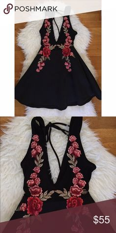 Picture for Romance not dead dress Picture of actual item! Find me on Instagram for more photos! Nasty Gal Dresses Mini
