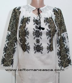 Camasa Populara Muscel - Ie Romaneasca - iie de vanzare magazin online Pin On, Linen Fabric, Hand Stitching, Hand Embroidery, Fashion Accessories, Womens Fashion, Fashion Outfits, Costumes, Shirts