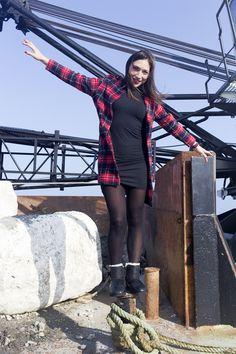 Winter style: UGG Australia boots and Tartan Coat!! http://www.agoprime.it/winter-style-ugg-australia-and-tartan-coat/