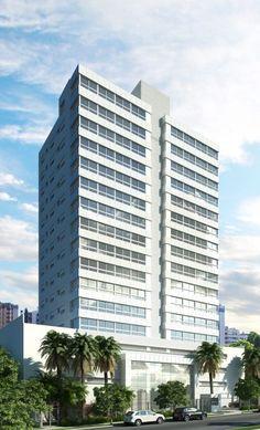 Príncipe de Constantino Constantino, Skyscraper, Architecture Design, Multi Story Building, Saving Tips, Luxury, Comforters, Skyscrapers, Architecture Layout