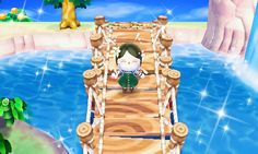 Greetings from kouhie scenery animal crossing new leaf the sleepiest town photo m4hsunfo Images