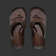 582711b67 Authentic American clothing since 1892. Hollister ClothesLeather Flip FlopsGq  ...