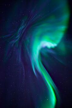 Aurora Borealis Over Norway