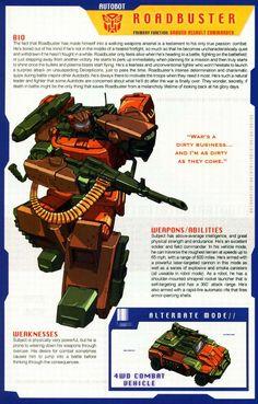 Transformers Universe - G1 Roadbuster - 13 / 14