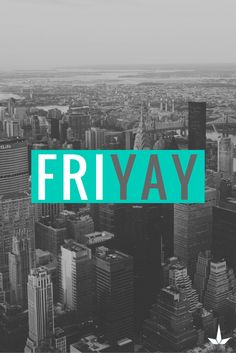 Who loves Fridays! The best day of the week. Social Networks, Social Media, Media Smart, Friday Weekend, Cant Wait, Good Day, First World, How To Find Out, Buen Dia