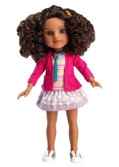 Hearts for Hearts Girls Nyesha from USA New York City Doll