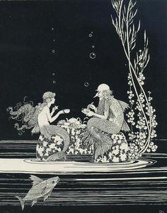 Vintage et cancrelats: Sirènes