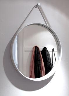 Strap Mirror | HAY www.hay-amsterdam.com