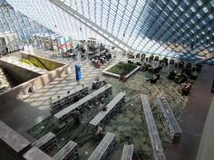 A Library For All: Seattle Public Library, Washington, USA - http://www.interiordesign2014.com/home-design-ideas/a-library-for-all-seattle-public-library-washington-usa/
