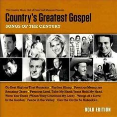Various - Country's Greatest Gospel Songs Of The Century: Edition