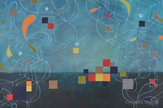 Sojourning #17 by Chiyoko Myose