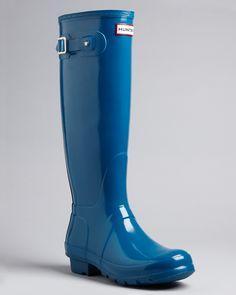 Hunter Rain Boots - Original Tall Gloss - Shoes - Bloomingdale's