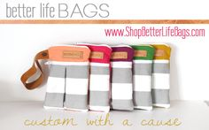 Cell Phone Wristlets from Better Life Bags {shopbetterlifebags.com} #giveaway